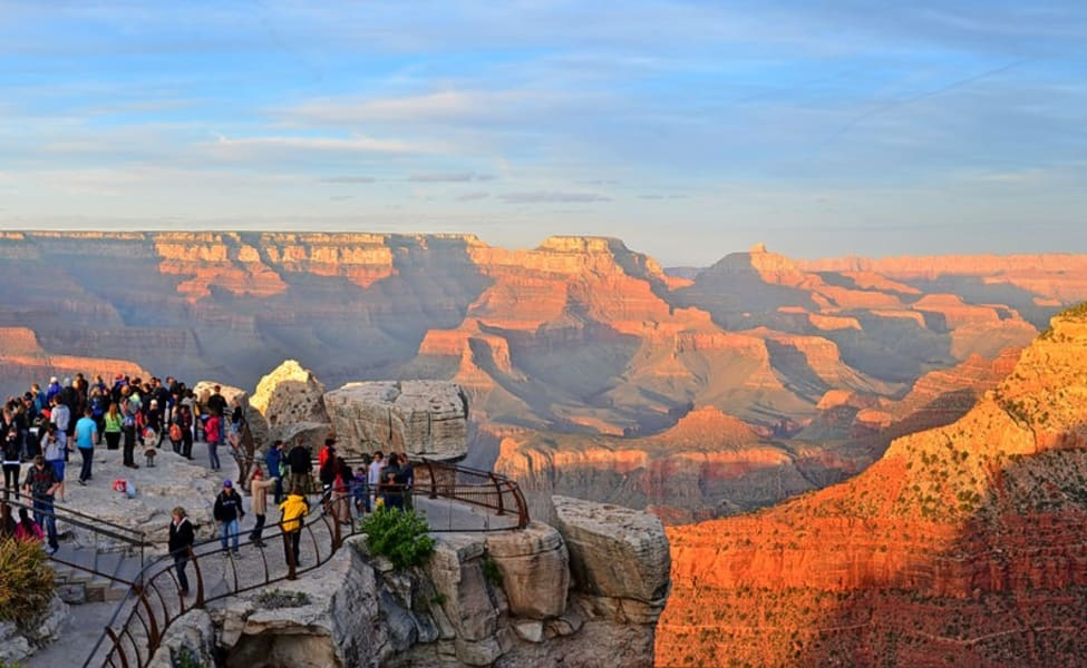 Las Vegas And Grand Canyon Adventure Tour