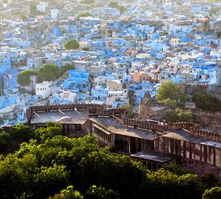 Tri City Rajasthan Tour: Jaipur Jodhpur Udaipur