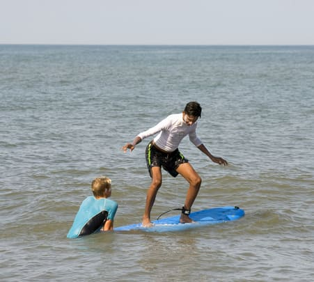 Surfing in Pondicherry Flat 11% Off