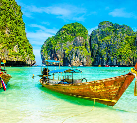 Phi Phi Island Tour from Phuket Flat 15% off