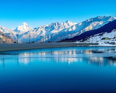 Weekend Trip to Auli from Delhi Flat 15% off
