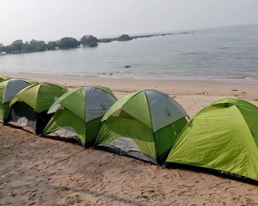 Kerwa Backwaters Camping near Bhopal Flat 50% off