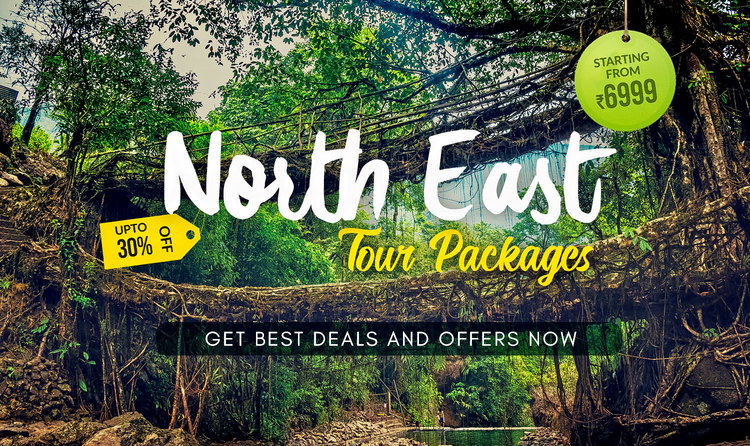 50 Best North East Tour Packages from Rs 6,880 (3700+ Reviews)