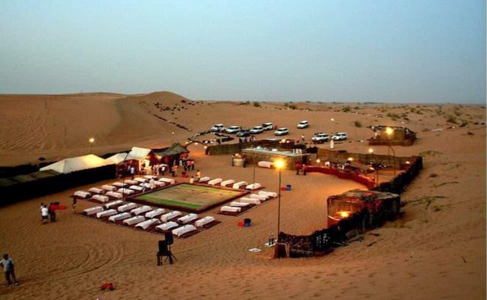 Image result for Evening desert safari dubai