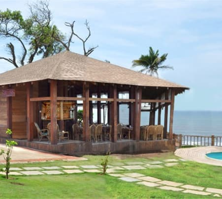 Stay at Ozran Heights Beach Resort in Goa