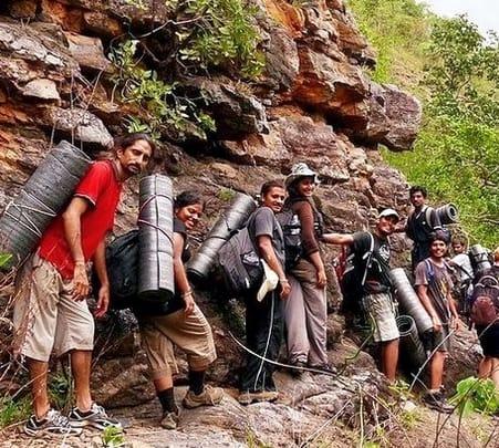 Bhatwada Waterfall Trek, Belgaum