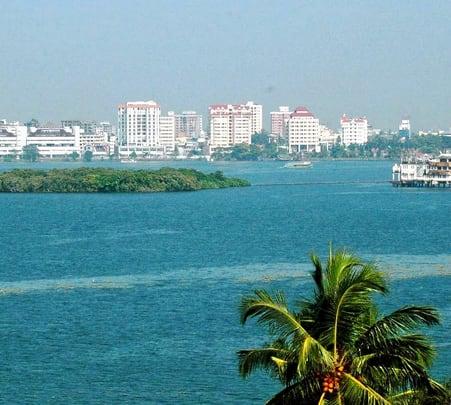 Kerala Airport Transfer: Trivandrum to Kochi