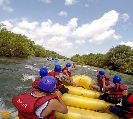 Kundalika Rafting Camp with Adventure Activities Flat 50% off