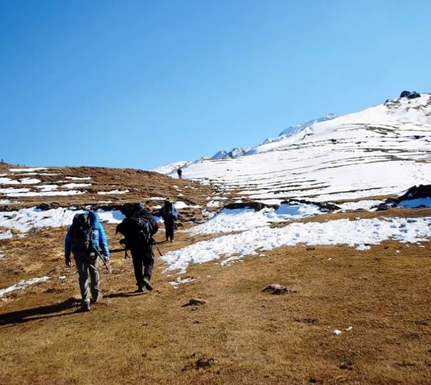 Khauli Pass Trek