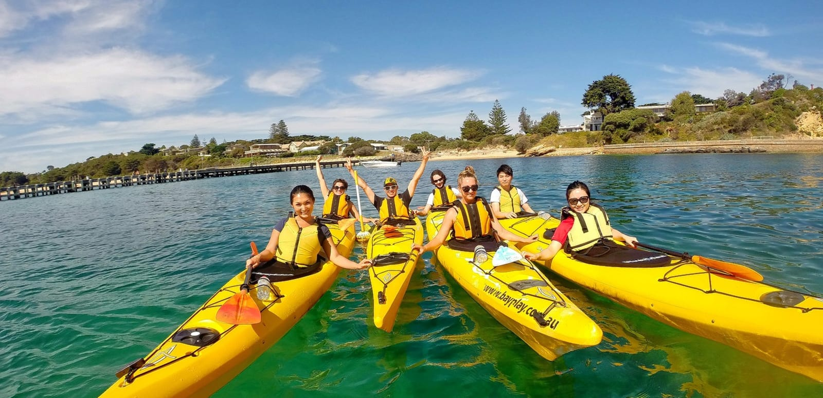 Why Not Go on a Singles Only Kayaking Tour