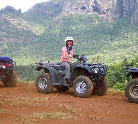 Elephant and Atv Ride in Bali