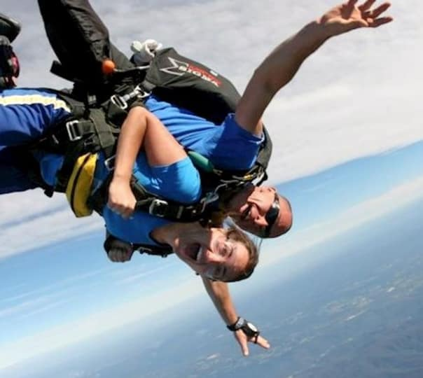 Skydiving and Winery Visit in Yarra Valley