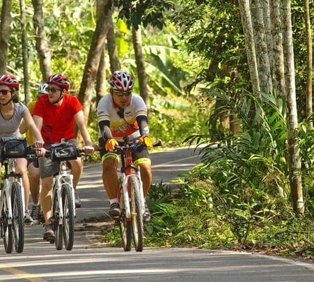 5d/4n Chiang Mai Cycling Tour