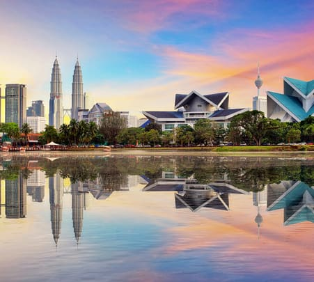 Romantic Escapade to Malaysia For Couples, Flat 18% off