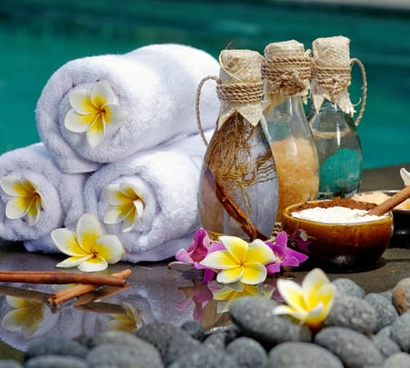 In Villa Spa and Massage a La Carte Treatments: Bali