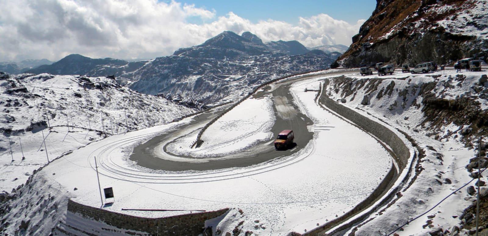 Home India Sikkim Gangtok Nathu La Pass Tour | Flat 20% Off
