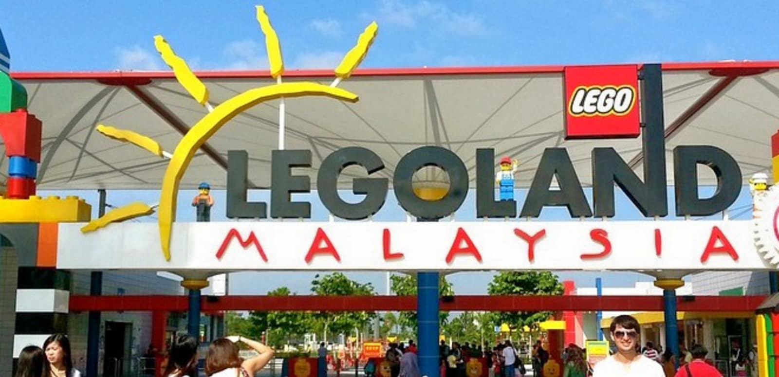 15 Best Theme Parks In Malaysia Tiket Combo Legoland Park Water Anak