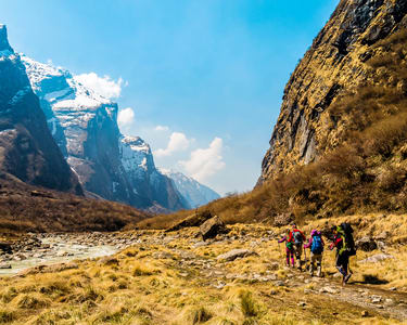 Annapurna Base Camp Trek, Nepal 2018