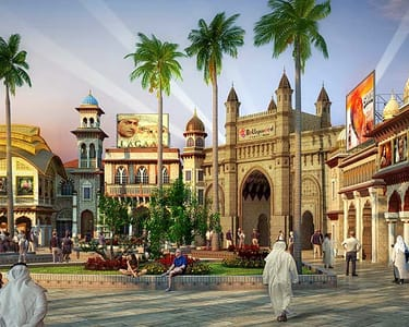 Bollywood Parks Dubai Trip Flat 20% off