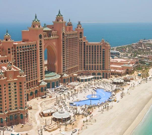 4 Nights and 5 Days in Dubai and Atlantis Palm (ex.delhi)