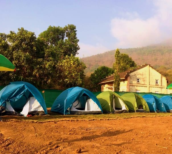 Camping Adventure in Palghar, Mumbai