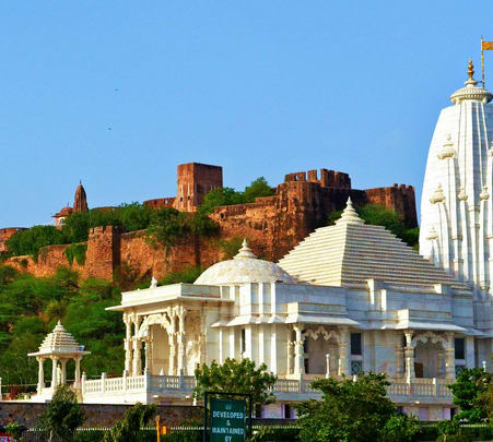 Jaipur-pushkar-ajmer Sightseeing Tour (3 Days/2 Nights)