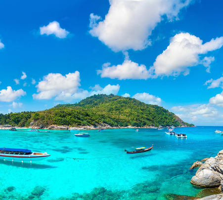 Raya Islands Tour near Phuket Flat 20%