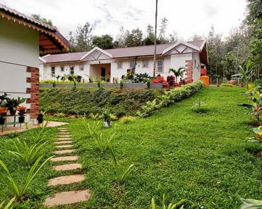 Hilltop Stay in Chikmagalur