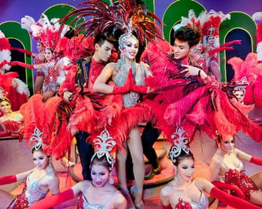 Tour to Simon Cabaret Show, Phuket - Flat 15% off