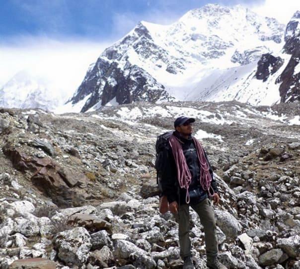 Trek to Bagini Glacier 2018