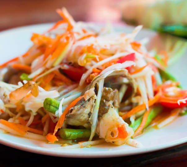 Organic Thai Cooking Class