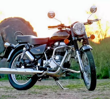 Royal Enfield Rental in Kochi