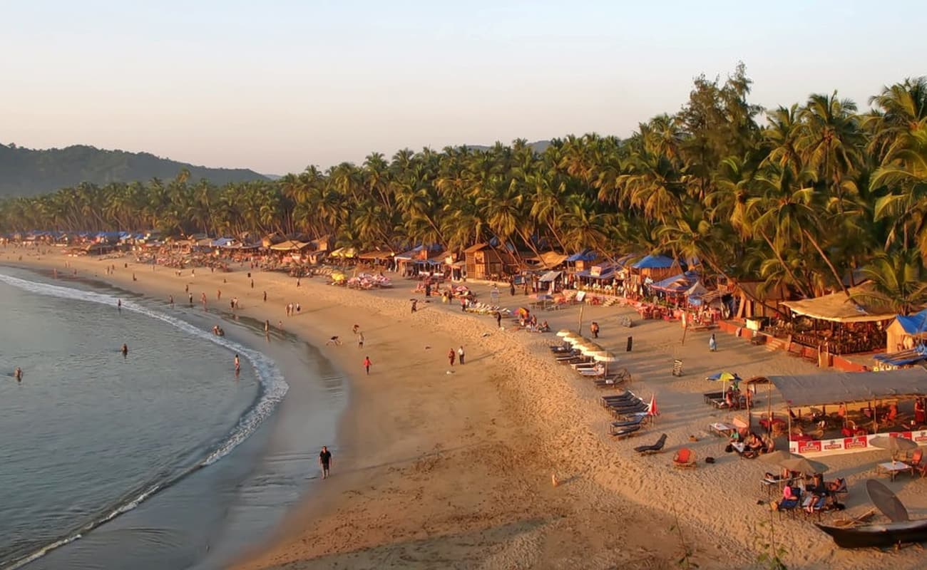 10 Most Popular Beaches in South Goa