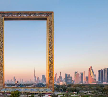 Dubai Frame Tickets Flat 30% off