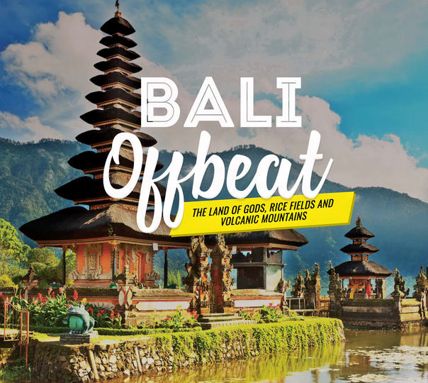 Offbeat Bali Tour with Cruise Dinner, Trekking and Snorkeling