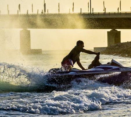 Jet Ski in Abu Dhabi