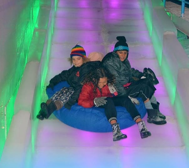 Snow Park For Kids and Family in Goa