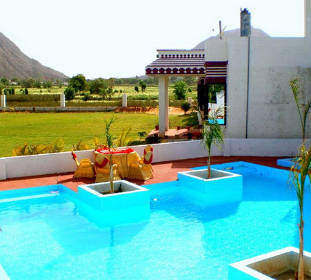 Experience Tradition at Country Side Resort,Pushkar