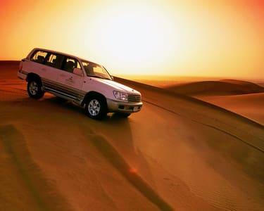 Overnight Desert Safari in Dubai - Flat 35% off