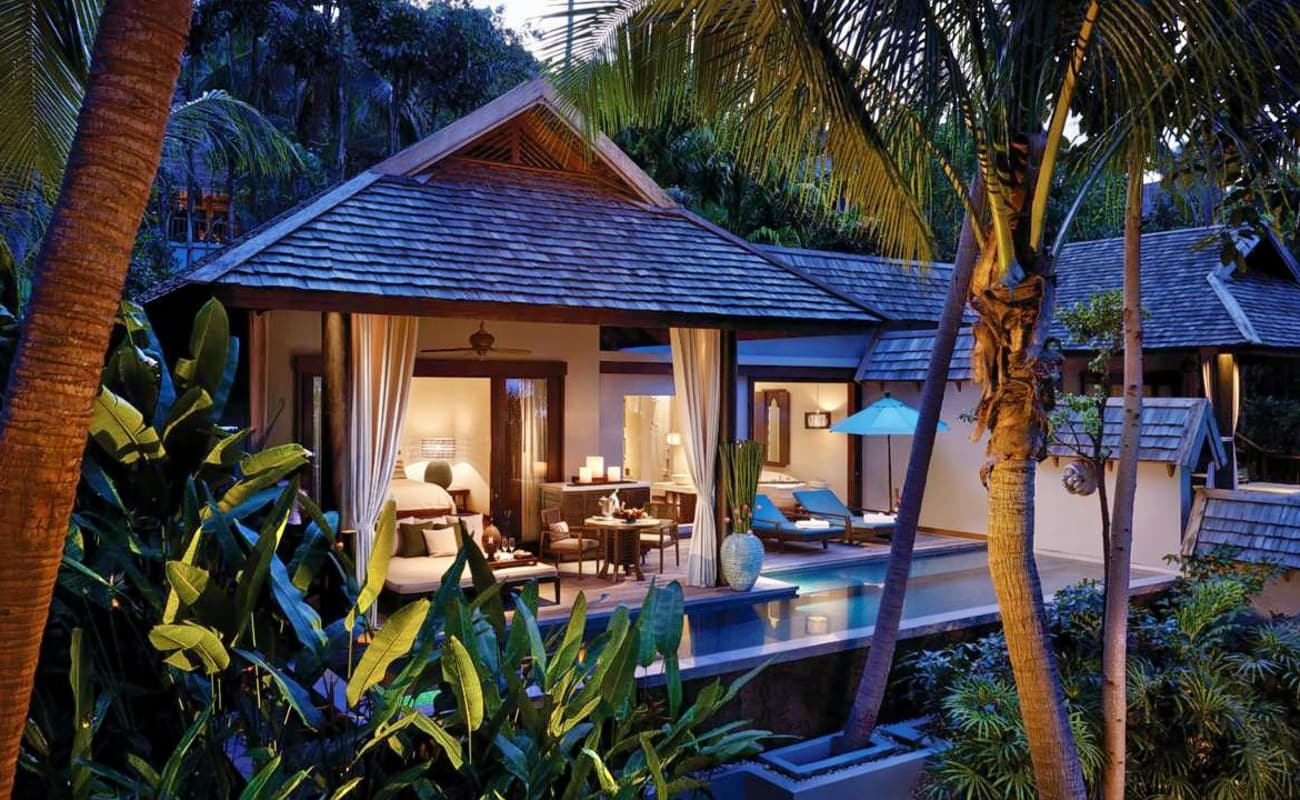 Sit Back And Boast Eating Authentic, Flavorsome Thai Cuisine Or Discuss  Politics Over Exquisite Wine. Located In Close Proximity To White Sand  Beaches, ...