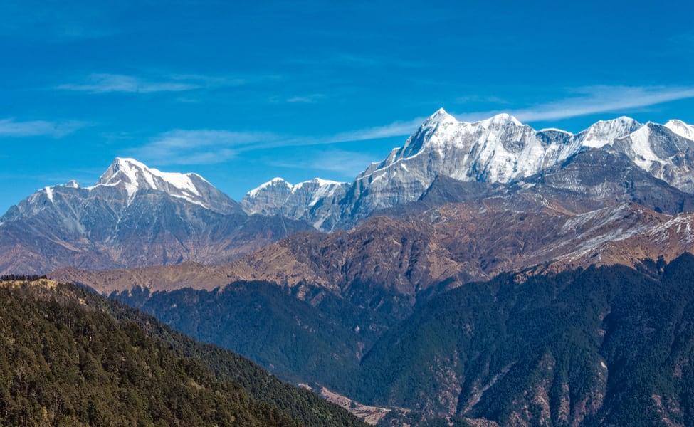 Elevation Point for Brahmatal trek