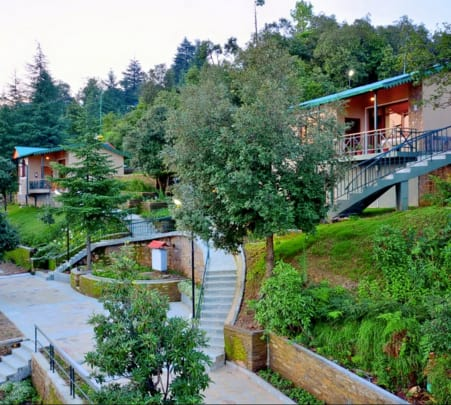 Overnight Stay with Breakfast in Luxury of Almora