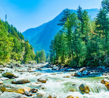 Fishing Experience in River Parvati, Kasol - Flat 23% Off