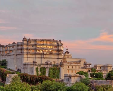 Blissful Stay at Raas Devigarh