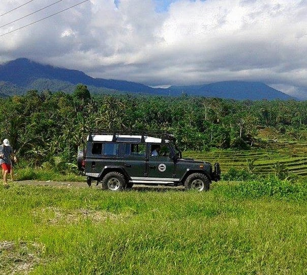 West Bali Land Cruise on a 4 Wheel Drive