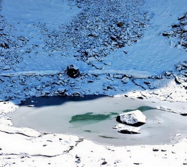 Roopkund Lake Trek 2018, Uttarakhand