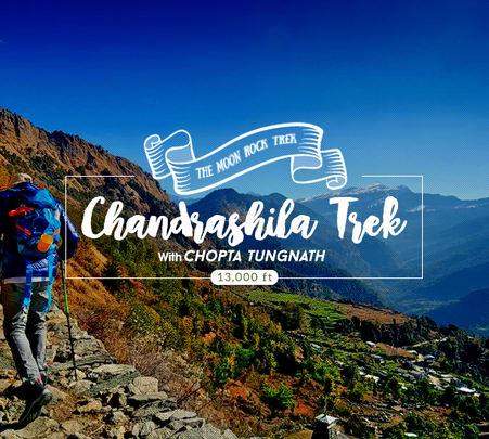 Chandrashila Trek with Chopta - Tungnath 2019