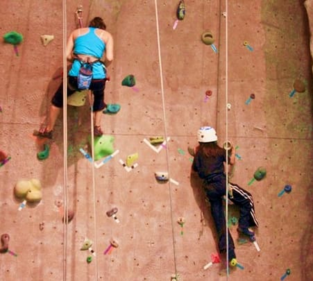 Experience Thrill of Wall Climbing , Bangalore