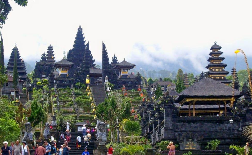 Besakih Temple - Get to Bali  |Besakih Temple Bali