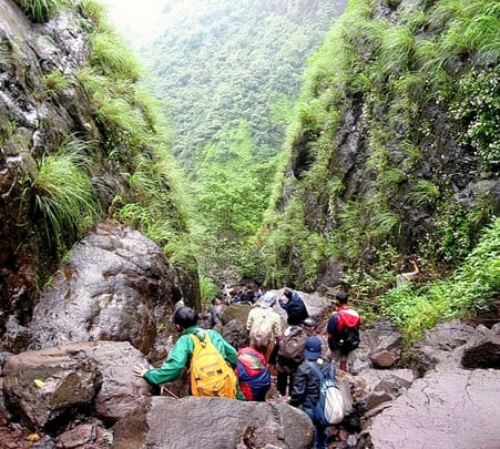 Christmas Special Canyon Valley Trek in Khandala
